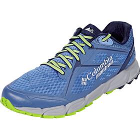 Columbia Caldorado II Buty do biegania Mężczyźni niebieski